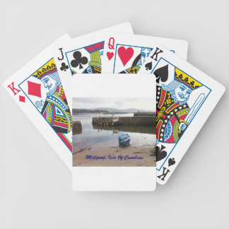 Millport, Isle Of Cumbrae - Low Tide Bicycle Poker Cards