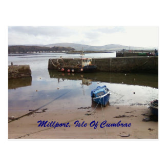 Millport, Isle Of Cumbrae - Low Tide Postcards