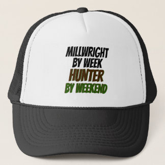 Millwright Hunter Trucker Hat