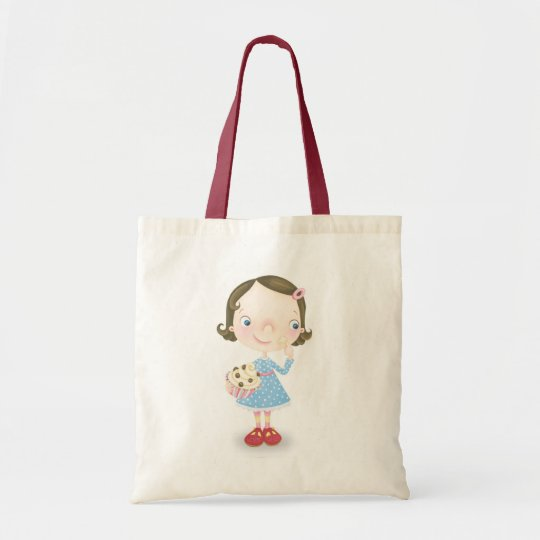 Milly and the Cupcakes Tote Bag