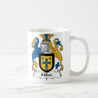Milne Family Crest Coffee Mug