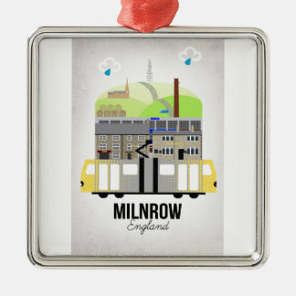 Milnrow Christmas Ornament