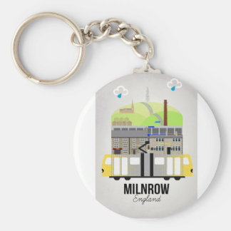 Milnrow Key Ring