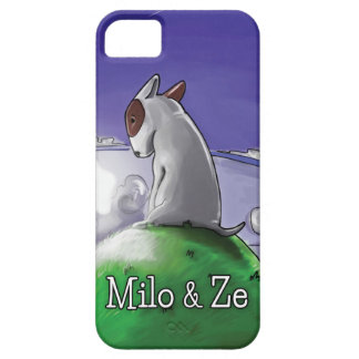 Milo & Ze Case For The iPhone 5