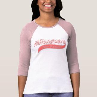 milonguero team D Arienzo pink Tshirt