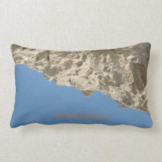 Milos, Greece cushion