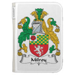 Milroy Family Crest Kindle Covers