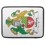 Milroy Family Crest Sleeves For MacBook Pro