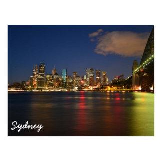 Milsons Point, Sydney, Australia Postcard