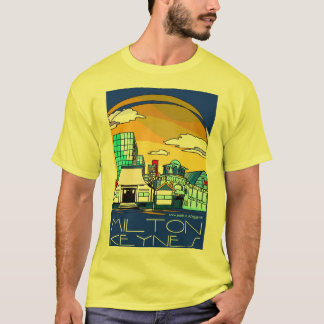Milton Keynes City t-shirt