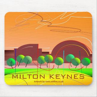 Milton Keynes modern mousepad