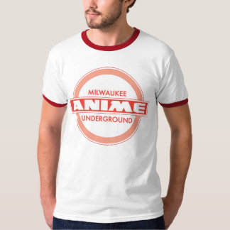 Milwaukee Anime Underground Red Tee! T-Shirt