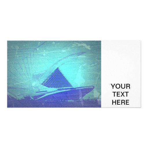Milwaukee Art Museum Customised Photo Card