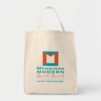Milwaukee Modern Quilt Guild bag