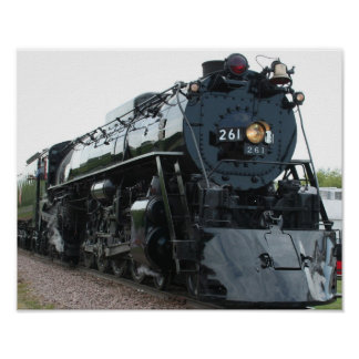 Milwaukee Road #261 Poster Print
