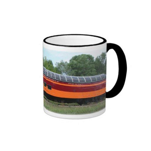 Milwaukee Road Super Dome Mugs