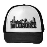 Milwaukee Skyline Mesh Hat