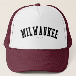 Milwaukee Trucker Hat