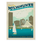 Milwaukee, WI Postcard