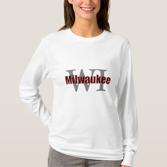 milwaukee wi red T-Shirt
