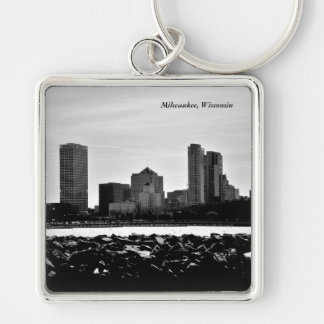 Milwaukee, Wisconsin Key Ring