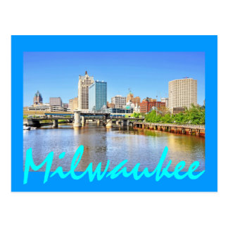 Milwaukee, Wisconsin, U.S.A. Postcard
