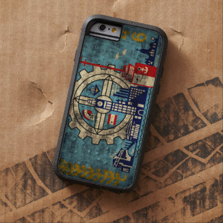 Milwaukee Wisconsin Vintage Grunge Tough Xtreme iPhone 6 Case