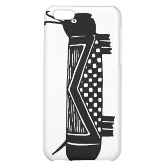 Mimbres Grasshopper #2 Cover For iPhone 5C