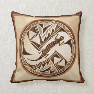 Mimbres Lizard Cushion