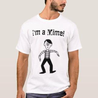 Mime Pirate T-Shirt