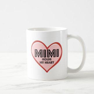 Mimi Basic White Mug