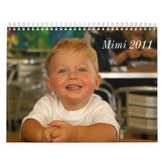 mimi marilyn wall calendars