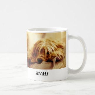 MIMI, MIMI BASIC WHITE MUG