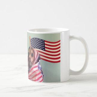 Mimi Morris coffee cup, yay Basic White Mug