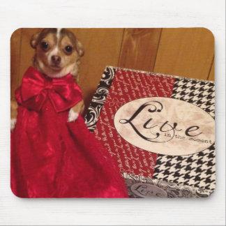 Mimi mouse pad
