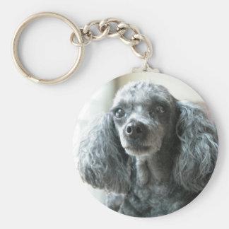 mimi poodle key ring