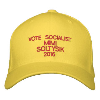 MIMI SOLTYSIK 2016 HAT EMBROIDERED HATS