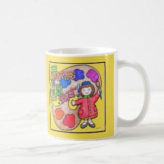 Mimi the Artist Mug