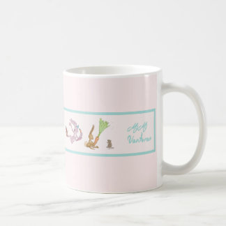MiMi Ventures - Character cup Basic White Mug