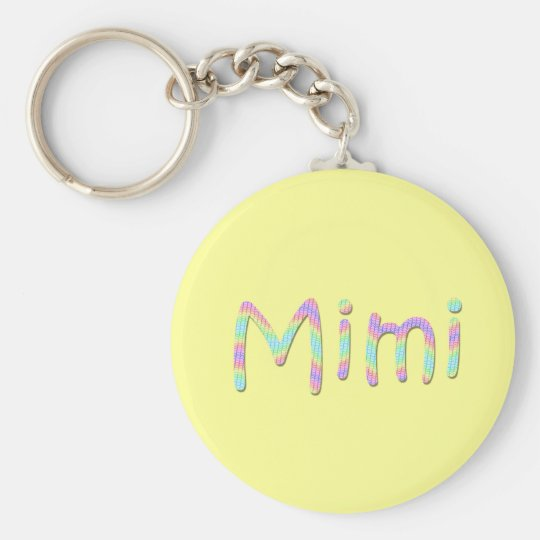 Mimi's Keychain