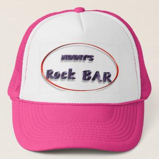 Mimmy's skirt bar trucker hat