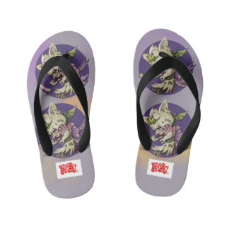 MIMOSA CUTE LITTLE BAT  Flip Flops Kids  Toddler