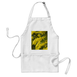 mimosa in bloom standard apron