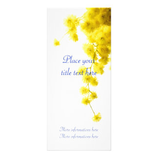 Mimosa Rack Card