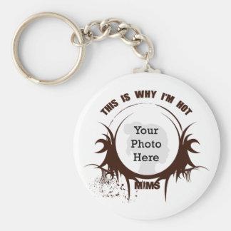 MIMS Keychain - Customizable