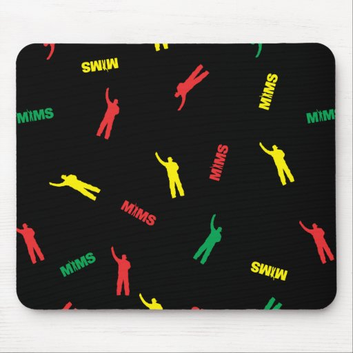 MIMS Mousepad -  All Over Print