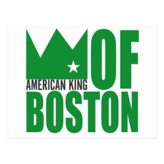 MIMS Postcard - American King of Boston