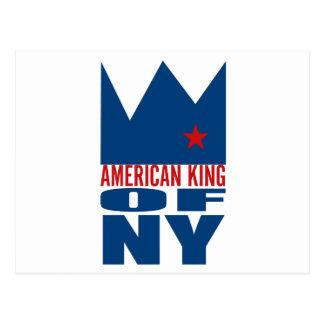 MIMS Postcard - American King of NY