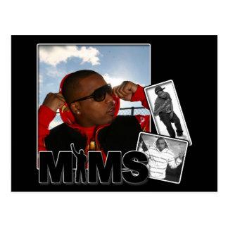MIMS Postcard - Photo Album