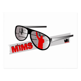 MIMS Postcard - Shades - Exclusive